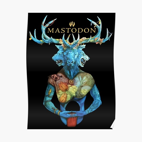 Mastodon - Blood Mountain Poster