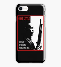 Don't Miss the King iPhone Case/Skin