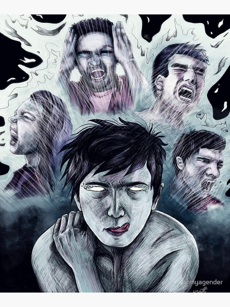 wrath. by myagender