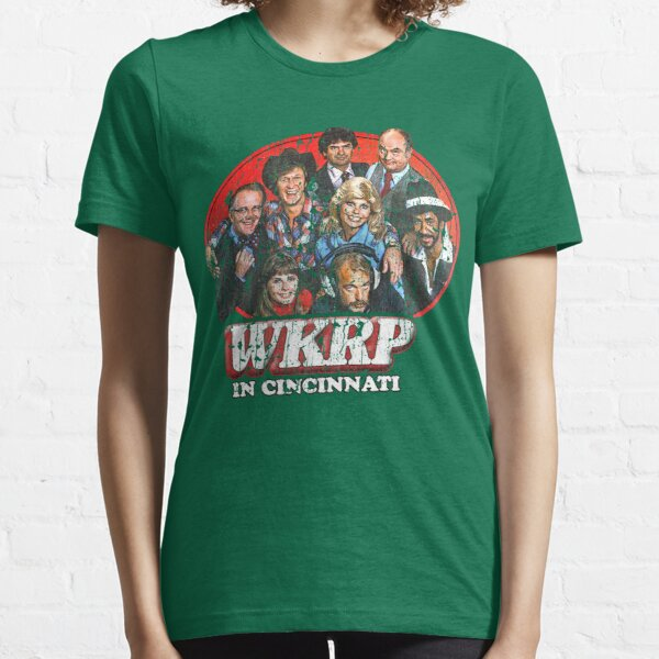 WKRP In Cincinnati Vintagee Essential T-Shirt