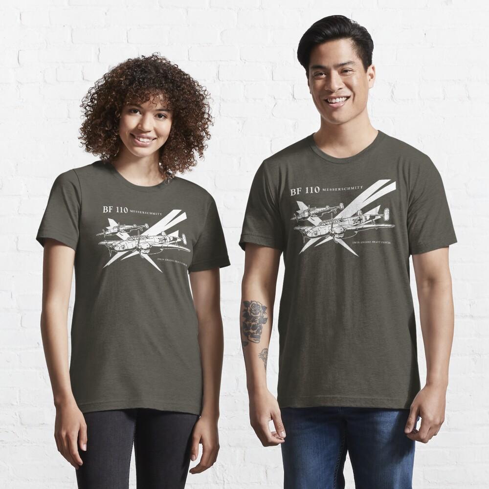 Messerschmitt BF 110 Essential T-Shirt