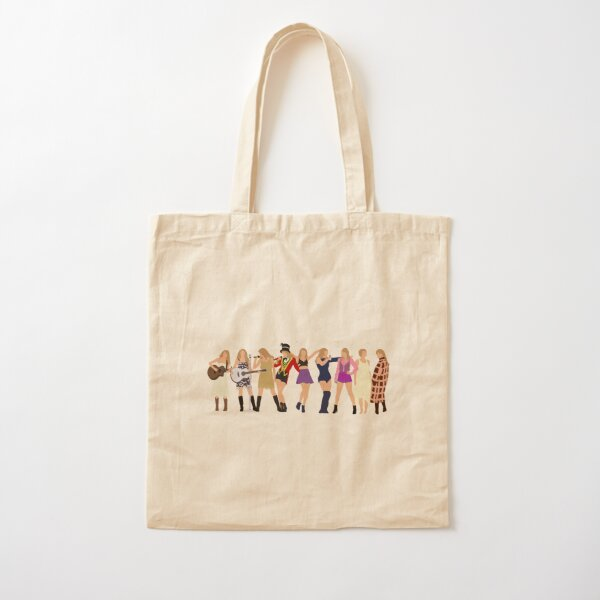 Taylor Eras (WITH EVERMORE) Cotton Tote Bag