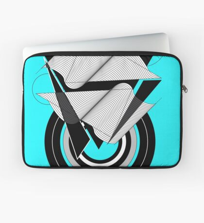 Gravitationshorizonte Laptoptasche