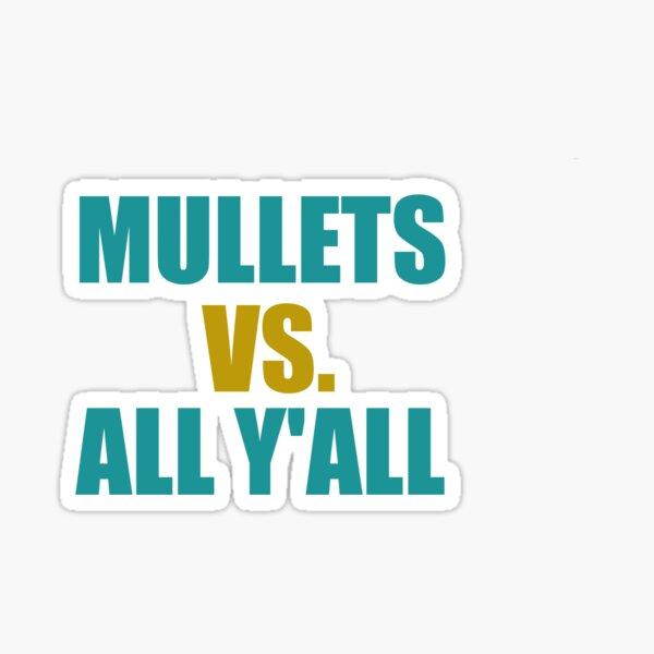 Coastal Carolina Mullets Sticker