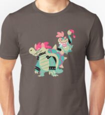 Bowser and Jr Unisex T-Shirt