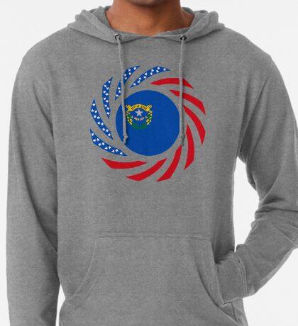 Nevadan Murican Patriot Flag Series Lightweight Hoodie