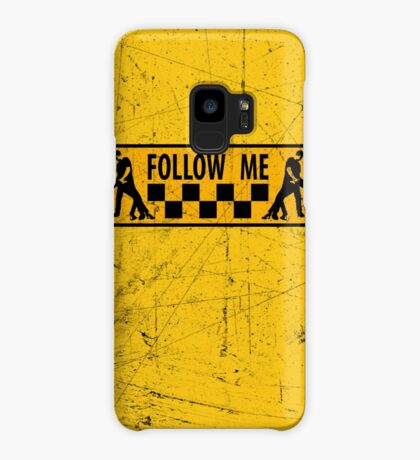 follow me dancer - used look Case/Skin for Samsung Galaxy