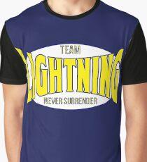 Louis 'Lightning' Lee-Scott NEVER SURRENDER Attire Graphic T-Shirt