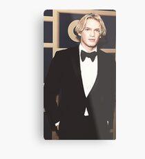 Cody Simpson Phone Case Metal Print