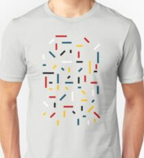 BEFORE MONDRIAN Unisex T-Shirt