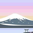 Sonnenaufgang in Japan von John (Ioannis) Sideris
