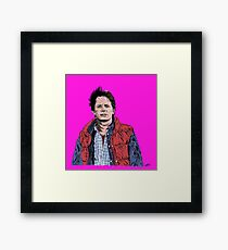Marty Framed Print