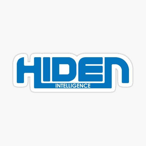 Kamen Rider Zero-One: Hiden Intelligence Logo Sticker