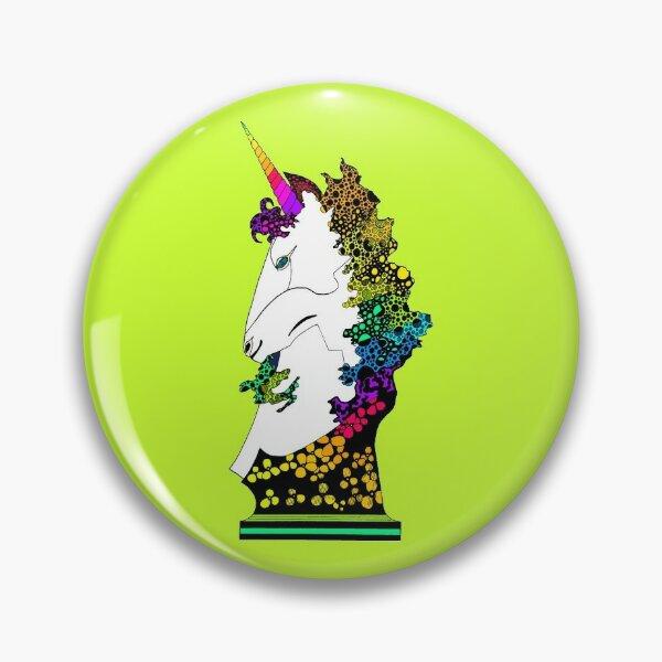 Uni-on-Green Pin