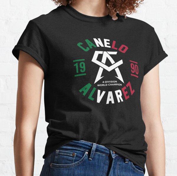 Canelo Alvarez Camiseta clásica