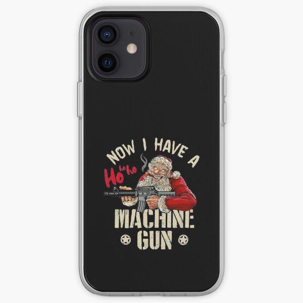 Now I Have A Machine Gun Ho Ho Ho iPhone Soft Case