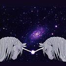 Unicorns of the Galaxy by Palomino1234