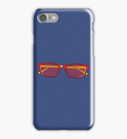 Pop Art Glasses iPhone Case/Skin