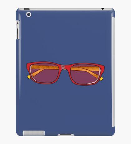 Pop Art Glasses iPad Case/Skin