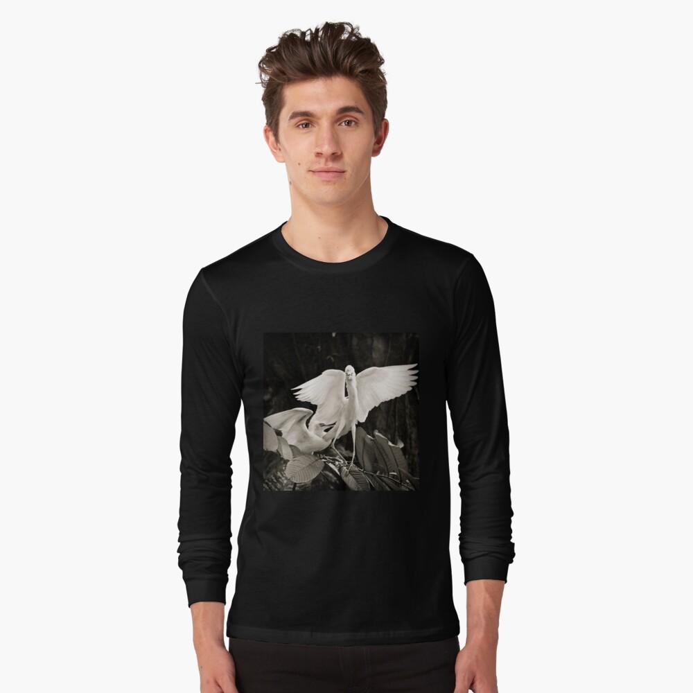 White bird dance Long Sleeve T-Shirt