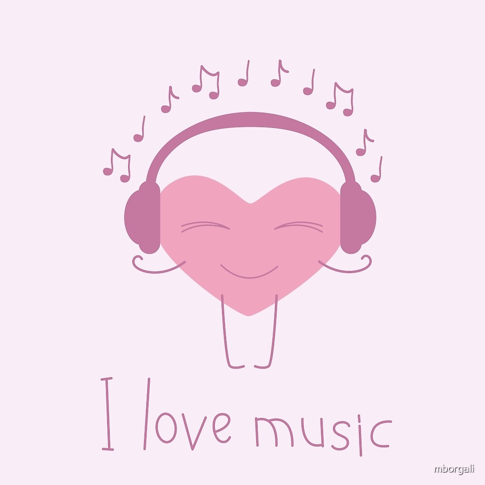 I love music by mborgali