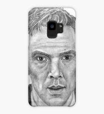 Cumberbatch Case/Skin for Samsung Galaxy
