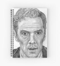 Cumberbatch Spiral Notebook