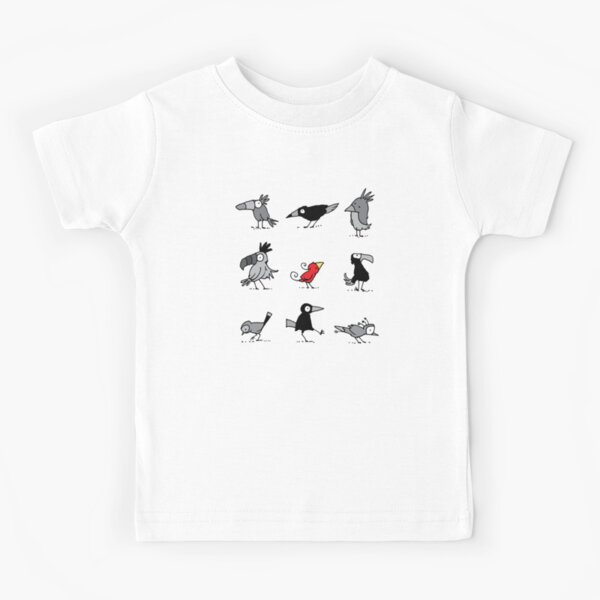 In with the out crowd Kids T-Shirt