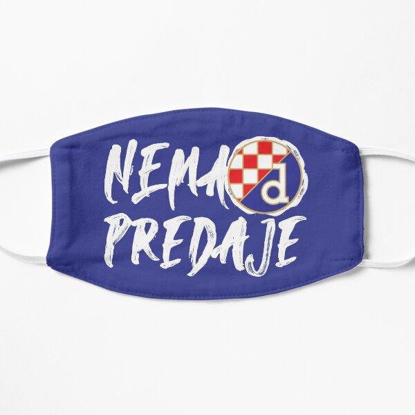 Mi Smo Dinamo Zagreb - Nema predaje Kroatischer Fußball Hrvatska Flache Maske