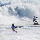 Raging Surf at the King of the Air by SeeOneSoul