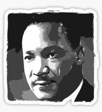 Martin Luther King Jr Sticker