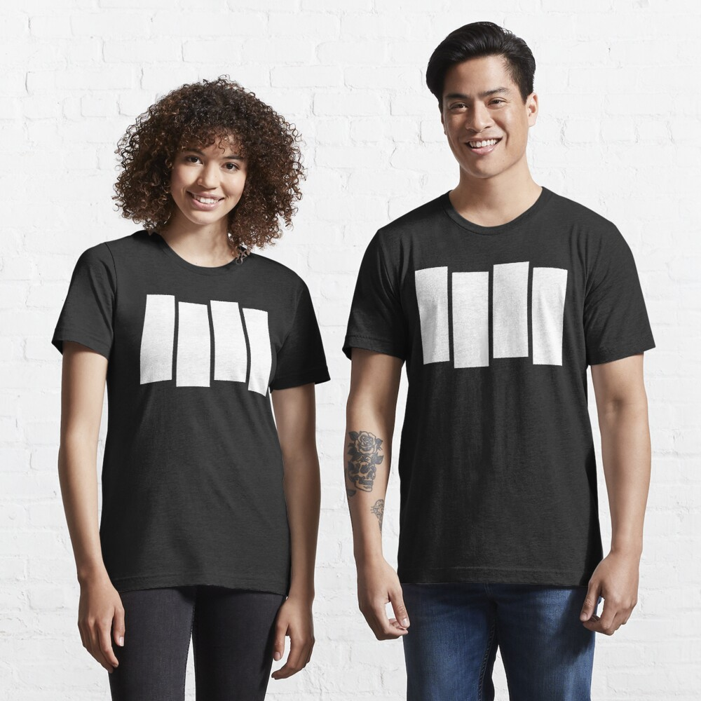 Punk Rock Music Flag Essential T-Shirt