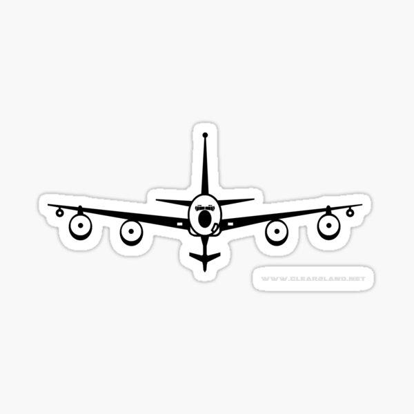 KC-135 Stratotanker C2L Sticker