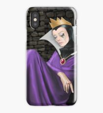 Evil Witch just heard the news... iPhone Case