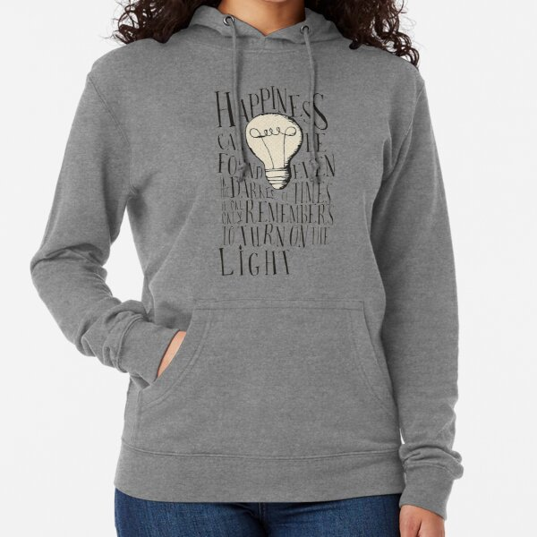 magical happiness with light Lightweight Hoodie