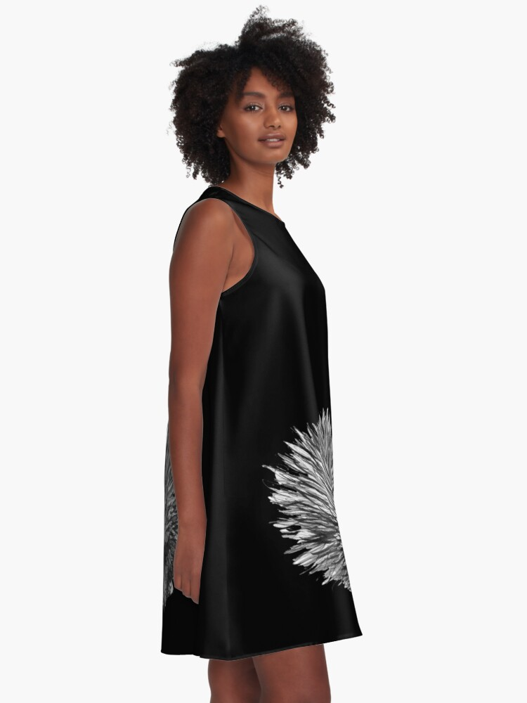 Alternate view of Spike the Echidna A-Line Dress