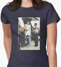 I feel like Pablo Womens Fitted T-Shirt