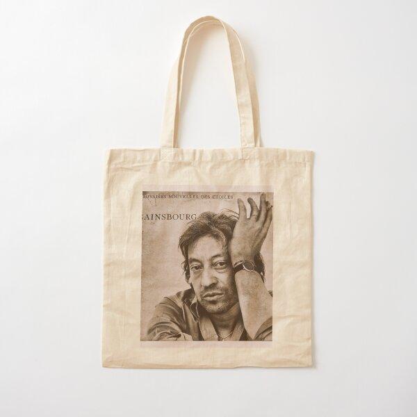 Serge Gainsbourg Tote bag classique