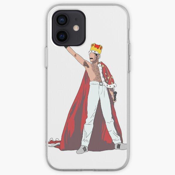 Freddie Mercury  iPhone Soft Case