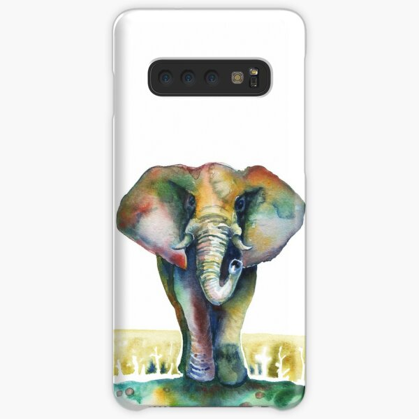Elephant Reflections Samsung Galaxy Snap Case