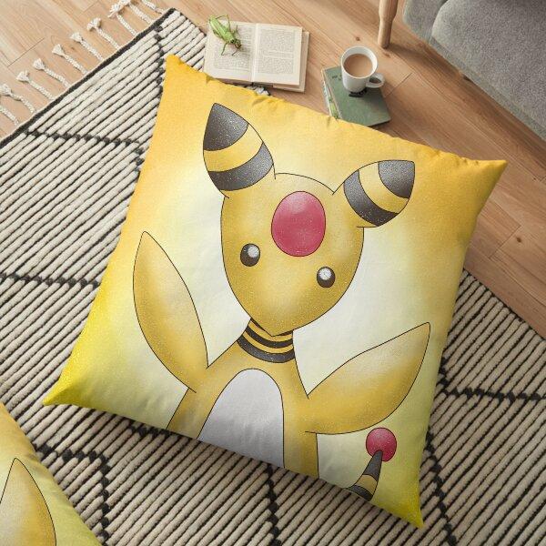 Ampharos Shine Floor Pillow