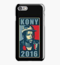 KONY 2016 iPhone Case/Skin