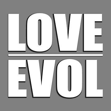 Evol by craigistkrieg