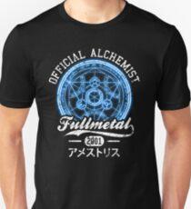 Offizieller Alchimist Unisex T-Shirt