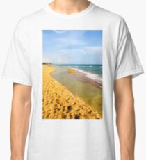 The Ancient River Belice. Classic T-Shirt