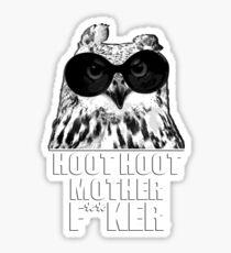 Hoot Hoot Sticker