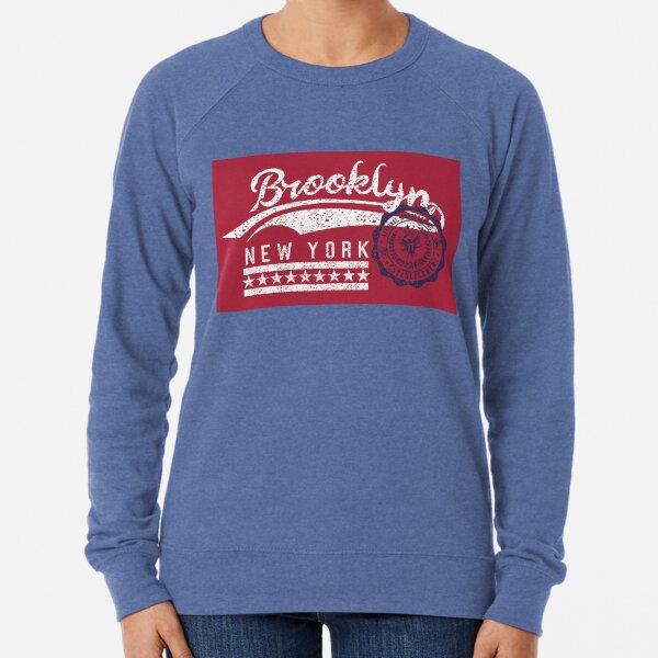 Brooklyn Women/'s Sweatshirt in Stars Blue