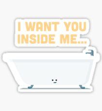 Character Building - Bath tub Sticker