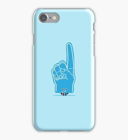 Character Building - Sports? I'm here for the trailers… iPhone Case/Skin