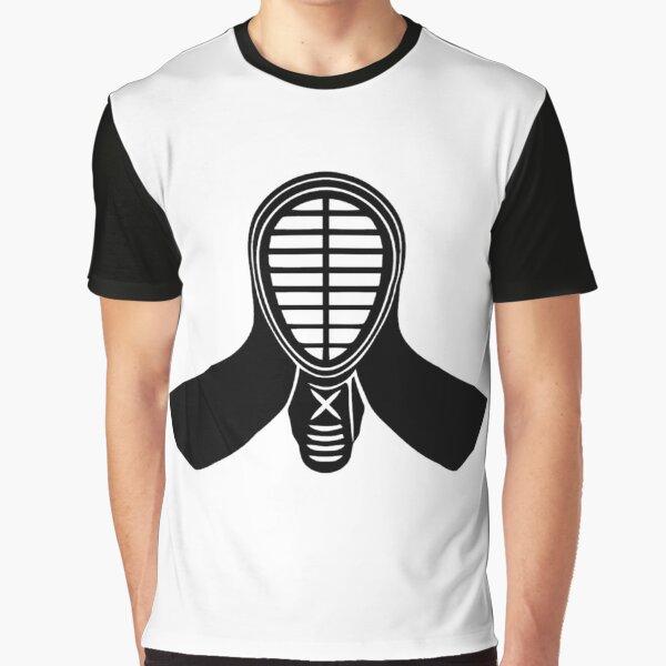 Men Kendo Graphic T-Shirt